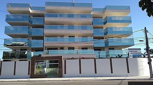 Apartamento Em Costa Azul, Rio Das Ostras/rj De 0m² 3 Quartos À Venda Por R$ 495.000,00 - Ap428571