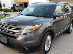Ford Explorer 3.5 Limited 4x4 Mt