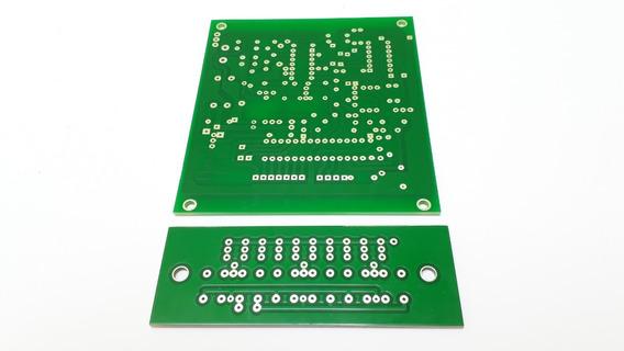 Placas Detector Metais Clone Piw - Sem Componentes