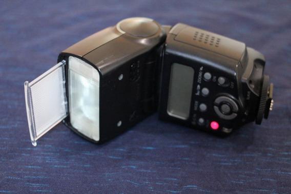 Flash Canon 430ex E-ttl. 12x Sem Juros Ou 350 A Vista