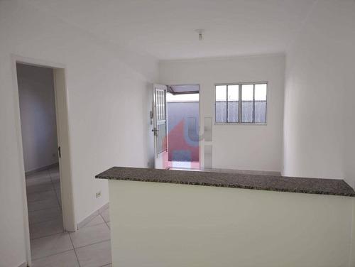 Imagem 1 de 25 de Apto. Com 1 Dorm. Para Alugar, 40 M² Por R$ 1.650,00/mês - Ipiranga - São Paulo/sp - Ap1726