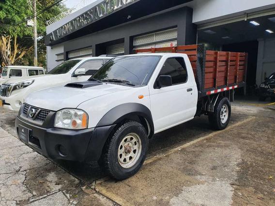 Nissan Frontier Estacas Mecanica 2013 2.5 4x4 503