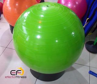 Pelota 85 Cm Con Inflador Esferodinamia Gymball Yoga Pilates