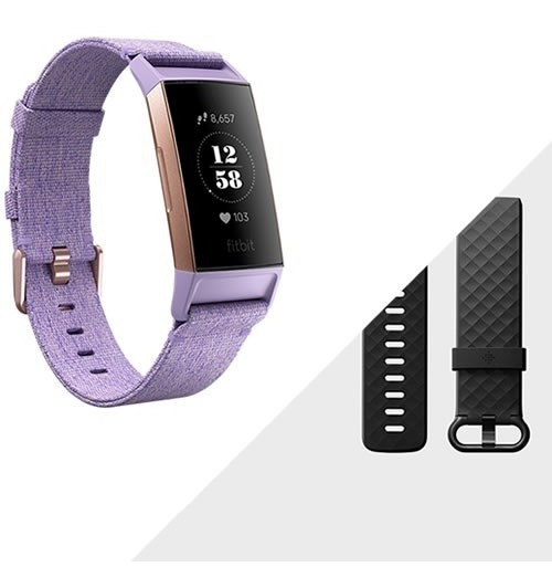 Pulsera De Actividad Física Fitbit Charge 3 Se