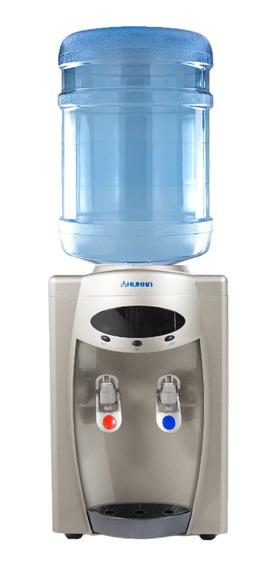 Dispenser Agua Frio Calor Digital De Mesada Para Bidon Humma