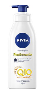Crema Reafirmante Nivea Q10 X 400ml Farmahome