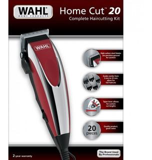 Maquina Cortar Pelo Home Cut 20 Piezas Wahl