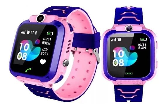 Relógio Gps Infantil Prova D