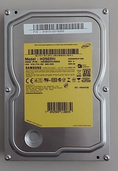 Disco Rígido Interno Samsung Hd502hi