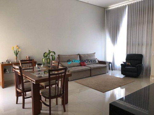 Imagem 1 de 6 de Casa Em Condomínio Para Venda Com 190 Metros Quadrados No Jardim Planalto Em Paulínia - Sp. - Ca1033