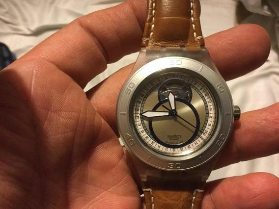 Swatch Automatico Irony Suizo Open Haerd