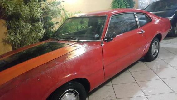 Maverick Coupe Super De Plaqueta - 76 Doc Em Dia Com Recibo