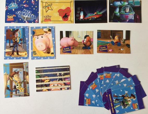 Coleção Cards Toy Story - Disney Pixar Skybox Hasbro | Woody
