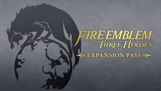 Fire Emblem Three Houses Season Pass Dlc Digital Codigo Eshop