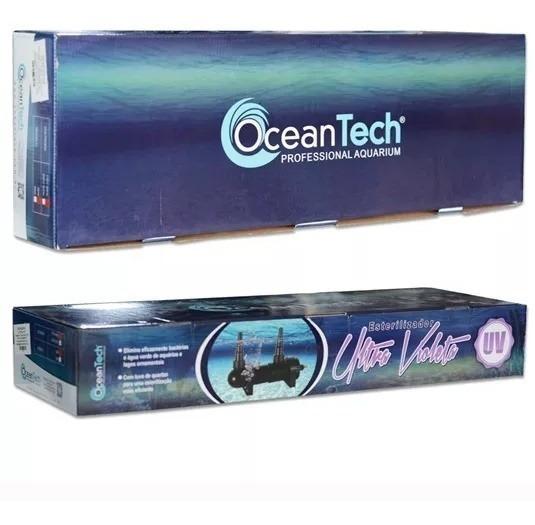 Filtro Uv Esterilizador Ocean Tech 36w 220v P/ Lago Seminovo