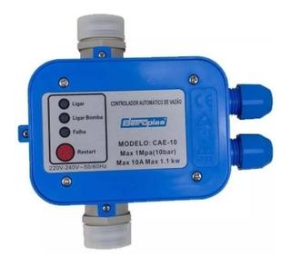 Controlador Automático De Pressão Água Cae10 Eletroplas