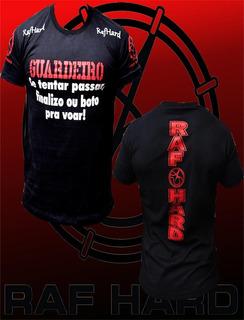 Camisa/jiu-jitsu / Arte Suave / Bjj / Guardeiro ( Raf Hard )