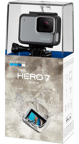 Câmera Digital Gopro Hero 7 White 10mp Vídeo Full Hd Wi-fi