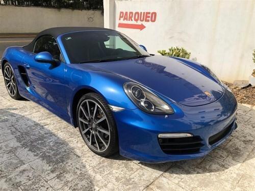 Porsche Boxter Full