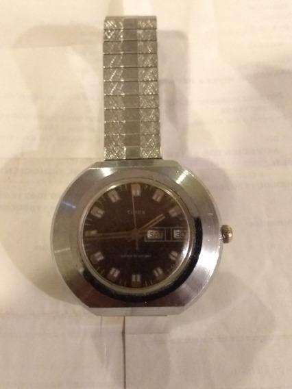 Reloj Antiguo Vintage Colección Oval Timex
