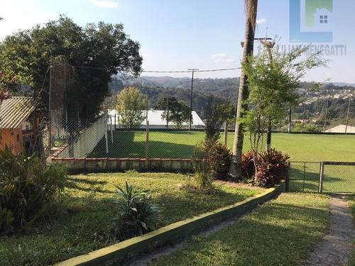 Venda De Chacara Com 5 Dormitorios Em Terreno De 5.000m². Franco Da Rocha. Poucos Minutos De Sao Paulo - Ch00005 - 69359797