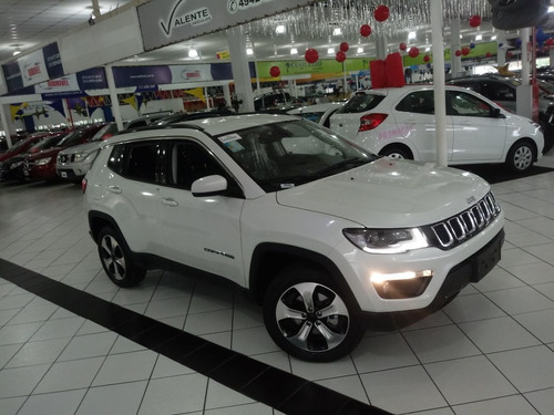 Jeep Compass 2.0 Tdi Longitude 4wd 2021 *todas As Cores*