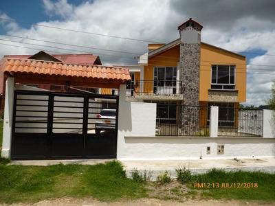 Vendo Casa A Estrenar En Paipa, Charité La Pradera
