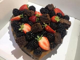 Torta Brownie Kilo C.a.b.a