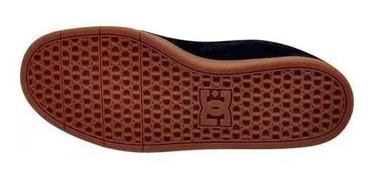Tênis Dc Shoes La Crisis Black Gun - Original
