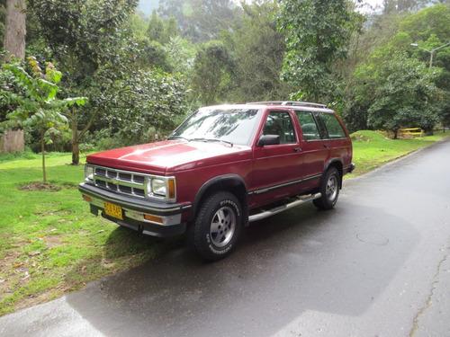 Chevrolet Blazer 4.3 Ms-10 Negociable No Permuta