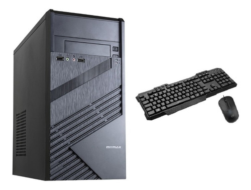 Micro Sistec I3-7100/ssd 240gb/4gb/mouse E Teclado