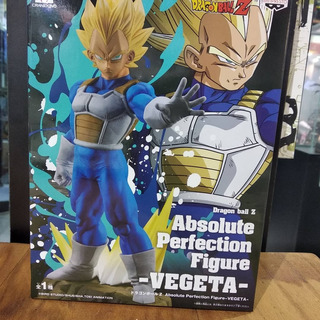 Vegeta Absolute Perfection