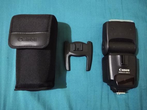 Flash Canon 430 Ex.ll Speedlite (original) Usado 7 Vezes