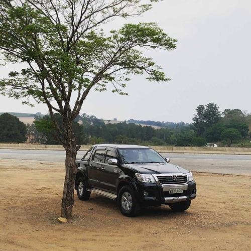 Toyota Hilux 2013 2.7 Sr Cab. Dupla 4x2 Flex Aut. 4p