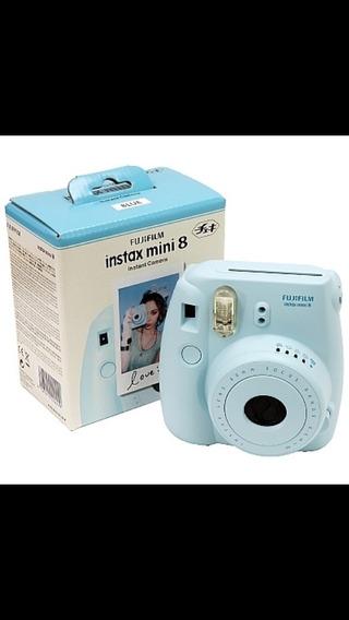 Camera Instantânea Instax Mini 8 Polaroid Branco