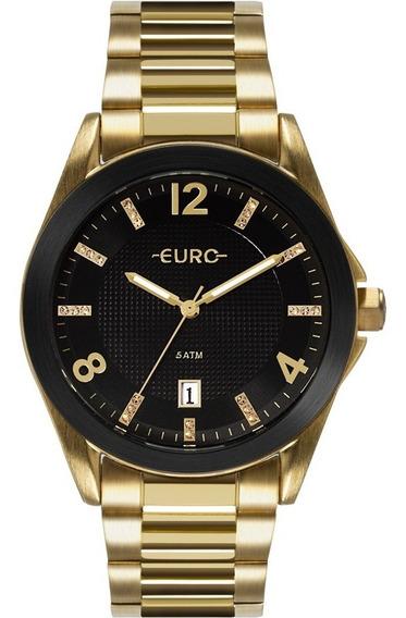 Relógio Feminino Euro Eu2315hm/4p