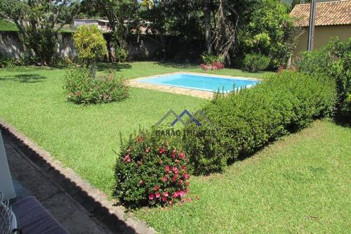 Chácara Com 2 Dormitórios À Venda, 2000 M² Por R$ 480.000,00 - Jarinu - Jarinu/sp - Ch0058