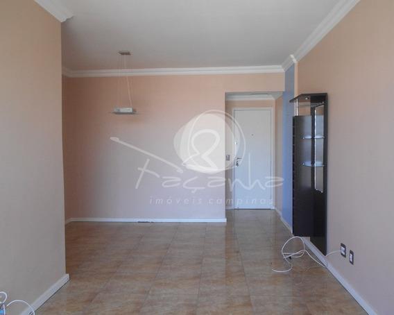 Apartamento Para Venda E Locação No Jardim Guarani Em Campinas - Imobiliária Em Campinas - Ap03173 - 34462558