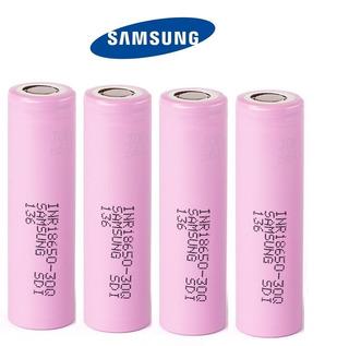 10x Bateria Samsung Inr18650 30q 3000mah 15a Original