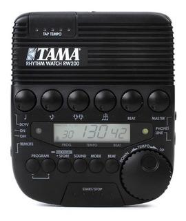 Metronomo Digital Tama Rw200 Rhythm Watch