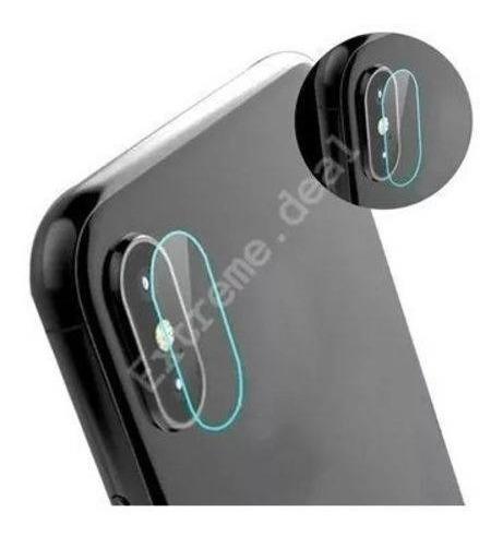 Película De Vidro Para Lente Câmera Motorola Moto One