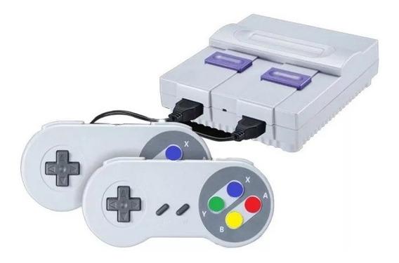 Video Game Super Mini Retrô 2 Controles 400 Jogos Bivolt