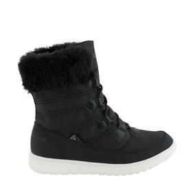 Bota Casual Charly Negro Mujer -a8b6ee