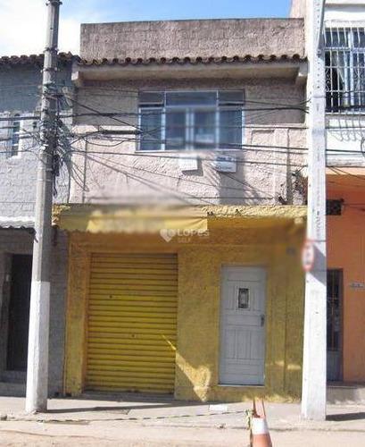 Imagem 1 de 15 de Casa Com 2 Quartos, 58 M² Por R$ 450.000 - Ponta Dareia - Niterói/rj - Ca17330