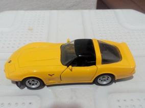 Miniatura Maisto Carro Corvette (usado)