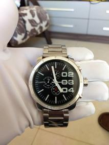 Relógio Atlantis Modelo Diesel- Frete Gratis