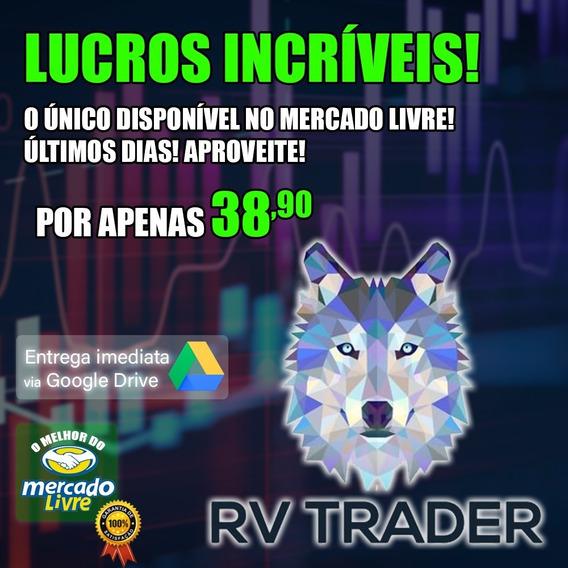 Rv Trader Tape Reading - Completo Atualizado + Brindes