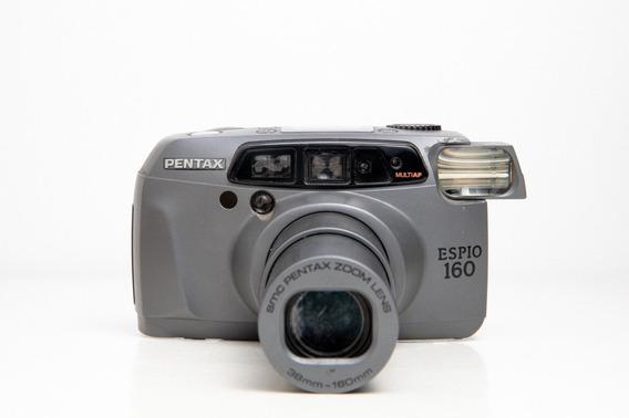Câmera Fotográfica Pentax Espio 160