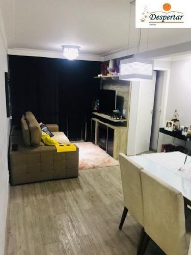 05312 -  Apartamento 3 Dorms. (1 Suíte), Vila Mangalot - São Paulo/sp - 5312