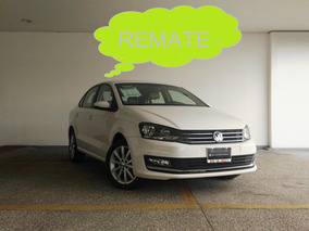 1898 Vw Vento Highline Tiptronic Blanco Candy 2018 Movilidad
